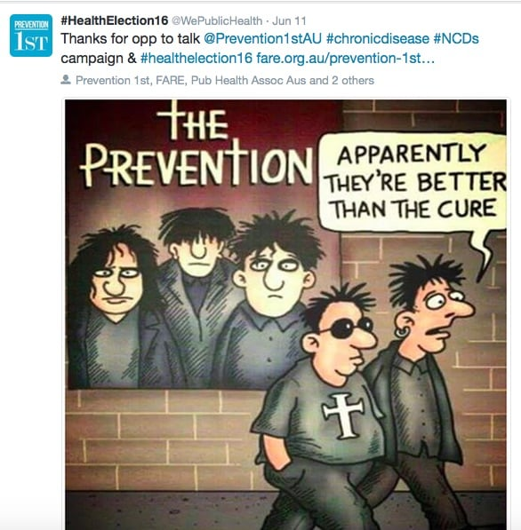 PreventionCure