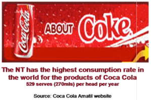 Coke website