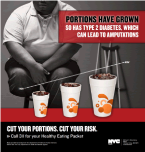 Coke.NYC Ad.Portions
