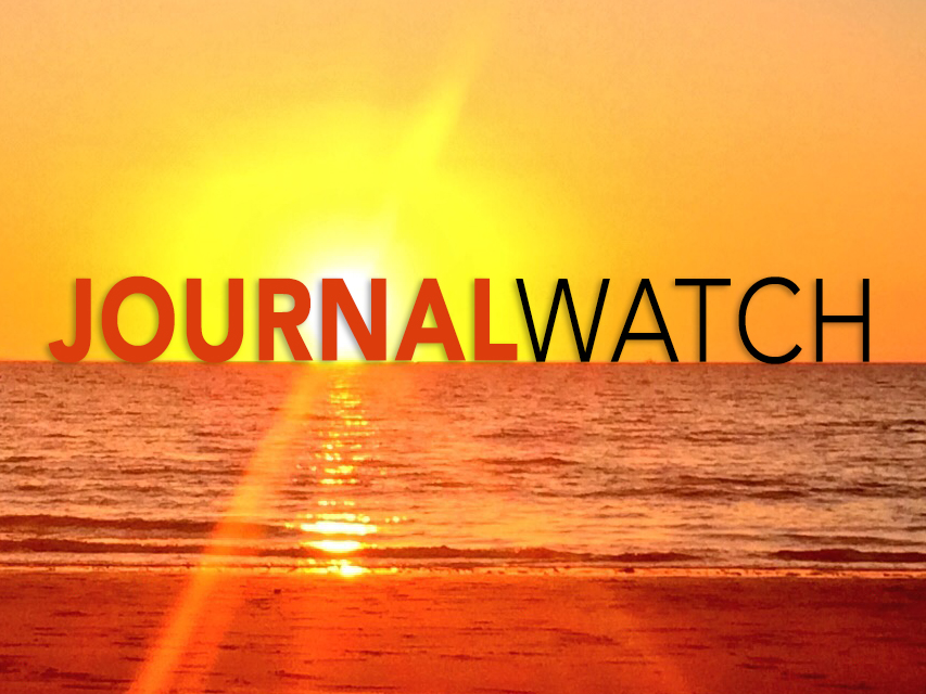 From wearable art to wearable technology: JournalWatch