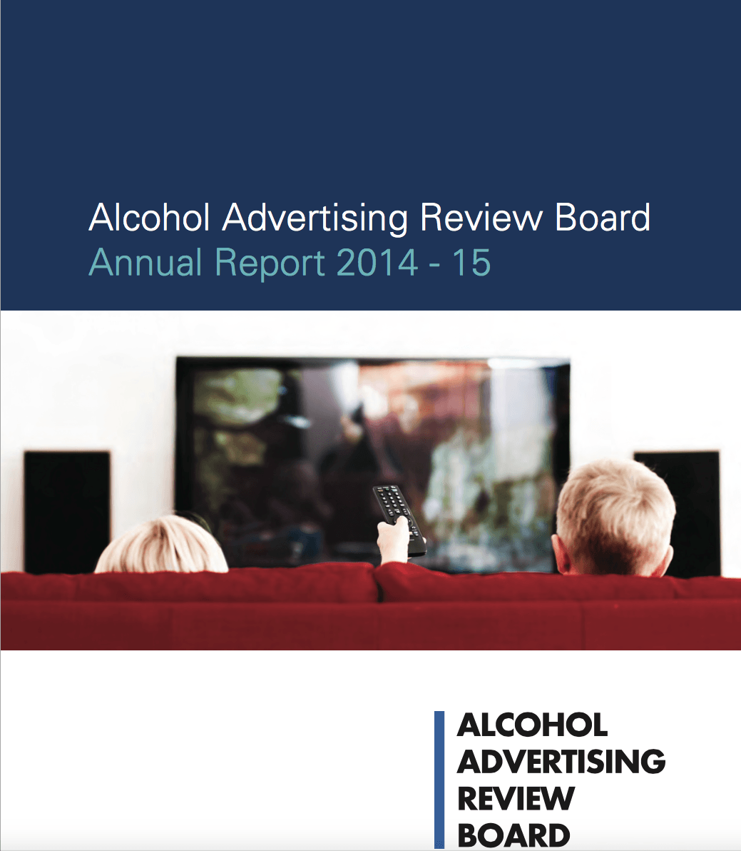 Alcohol advertising: the time has come for independent regulation