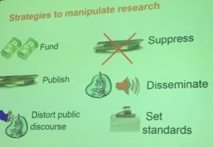 Strategiesmanipulateresearch