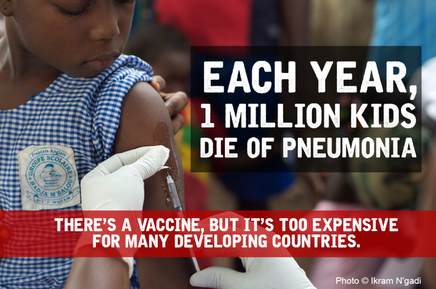 Call to Australia to stand up to Big Pharma and demand kids lives are prioritised over profit