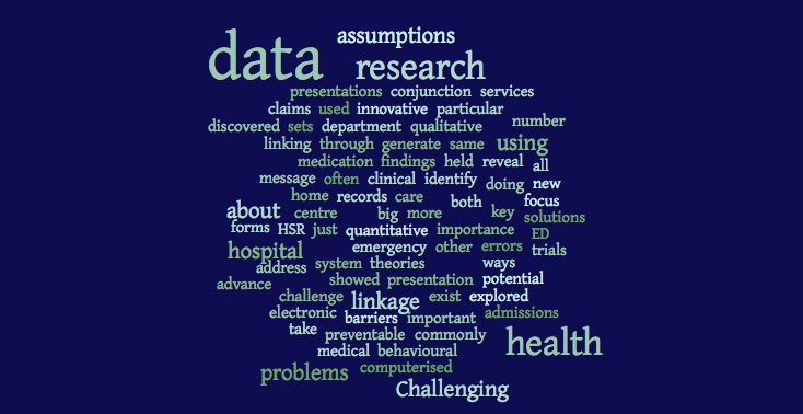 Are we making the best use of data to improve health care?