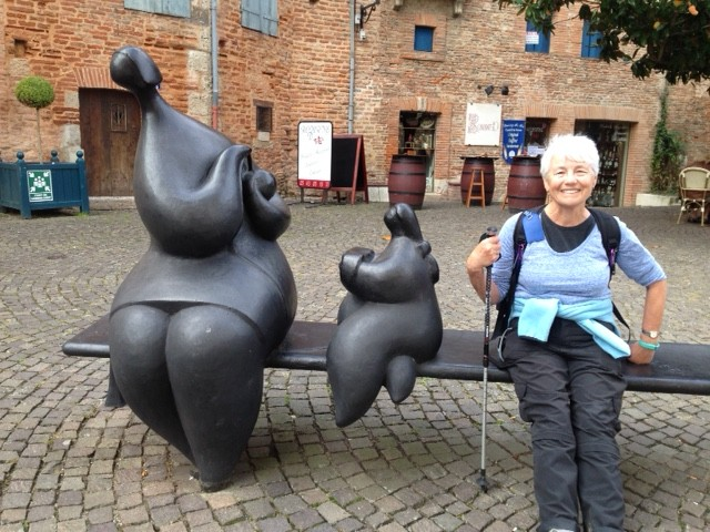 Walking the Camino: some practical tips, travelogue and public health reflections
