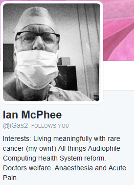 Ian McPhee