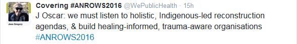 Indig holistic trauma
