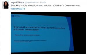 children suicide