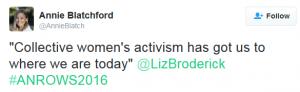 collective women's activism