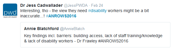 disability workers