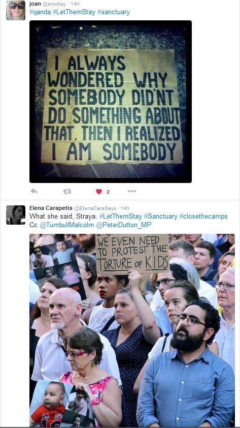 letthemstay slogans
