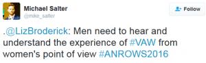men need to hear