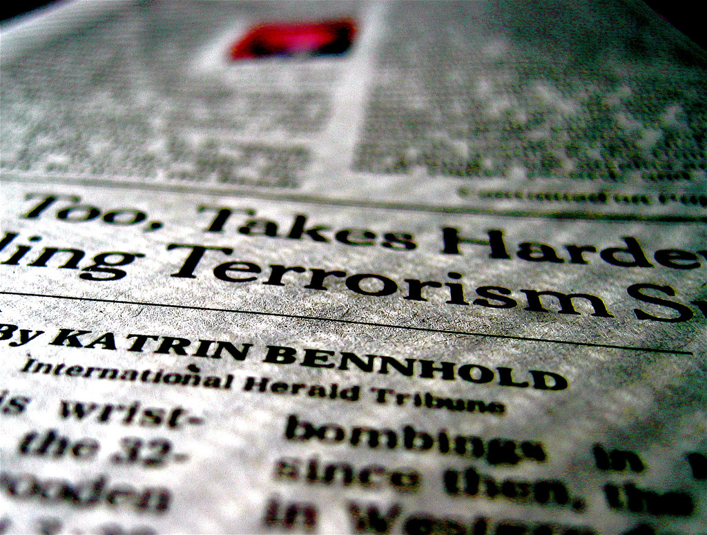 Extremist attacks and the Western lens