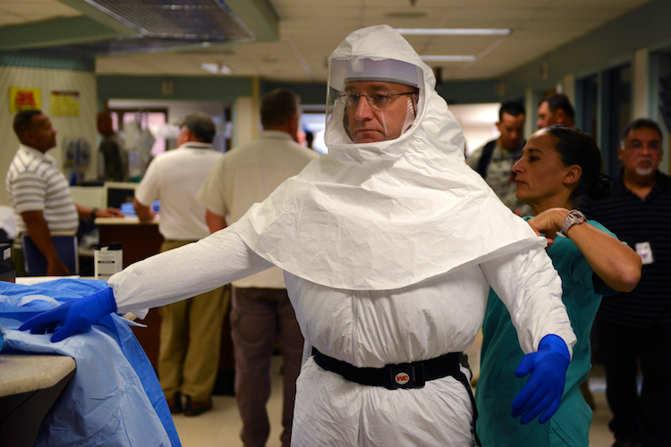 Ebola is so 2014… or is it?