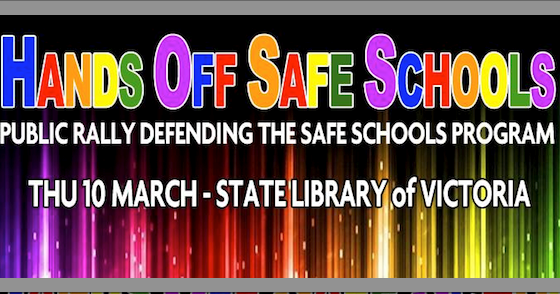 Doctors need Safe Schools: Why Safe Schools Coalition is a public health issue