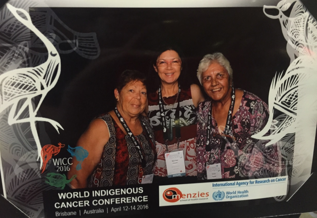 Watch some interviews and stories from the World Indigenous Cancer Conference