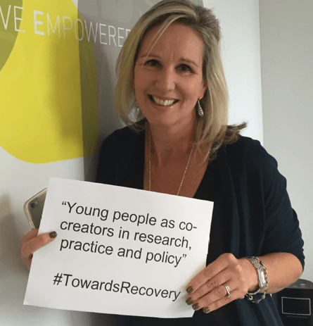 Towards recovery: exploring mental health issues in times of change