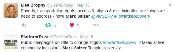 Salzer Tweets