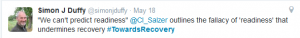 salzer readiness