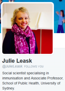 Julie Leask