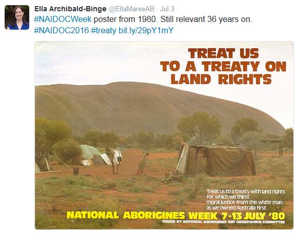 naidoc treaty 80