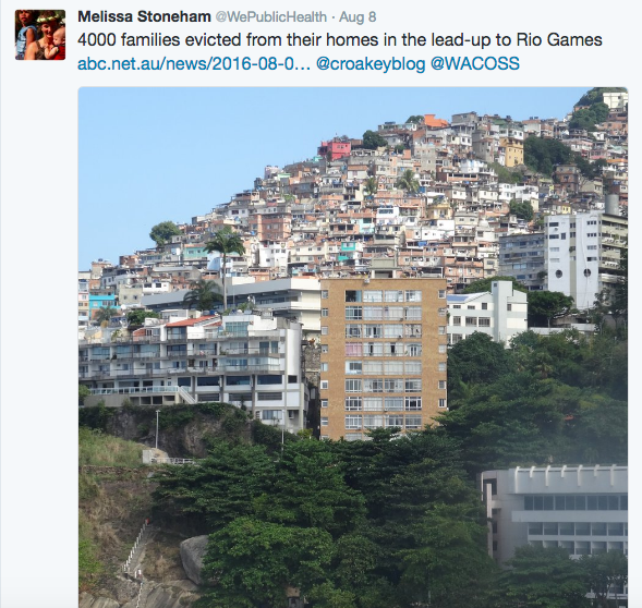 olympics housing evictoins
