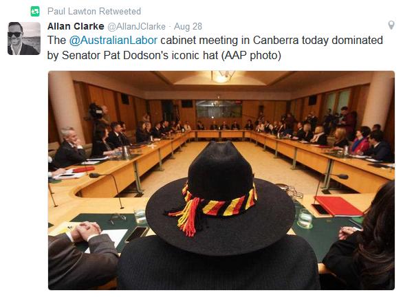 Dodson hat