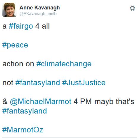 MarmotOz Kavanagh win