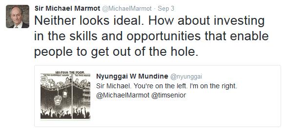 MarmotOz Marmot Mundine
