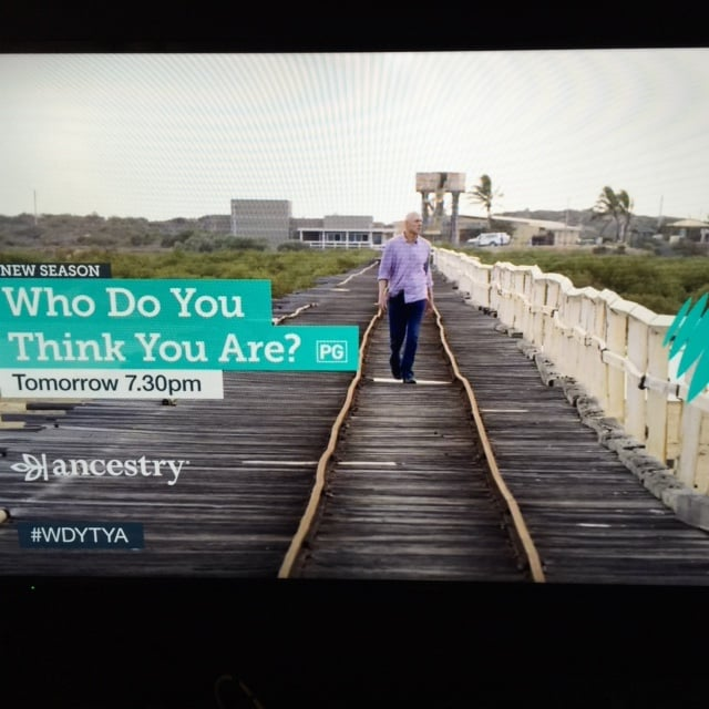 """Previewing Peter Garrett and """"Who Do You Think You Are?"""""""