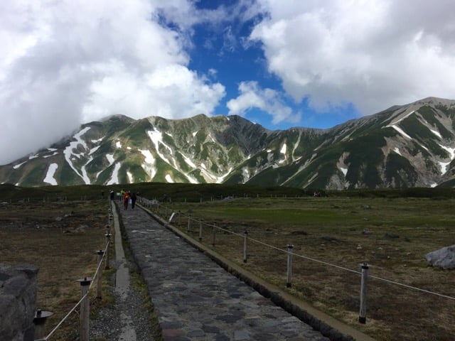 Mount Tateyama: too easy!