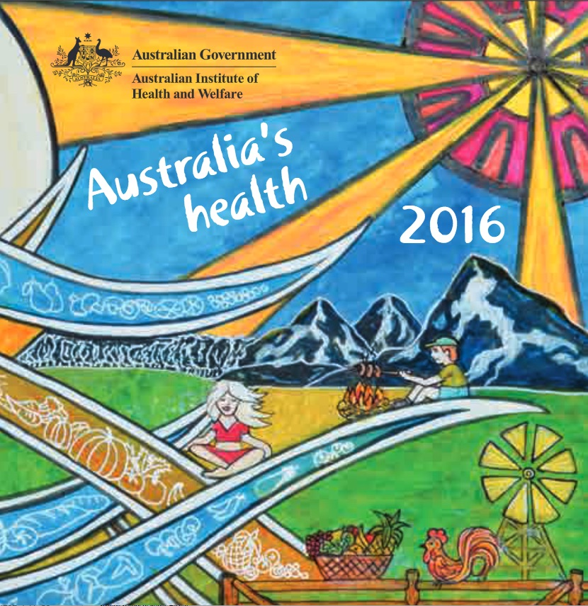 Australia's Health 2016 - what's missing? (Hint: it's a pretty big omission)