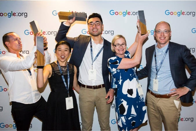 What it takes to win the Google Impact Challenge - when Hugh Jackman isn't on your side