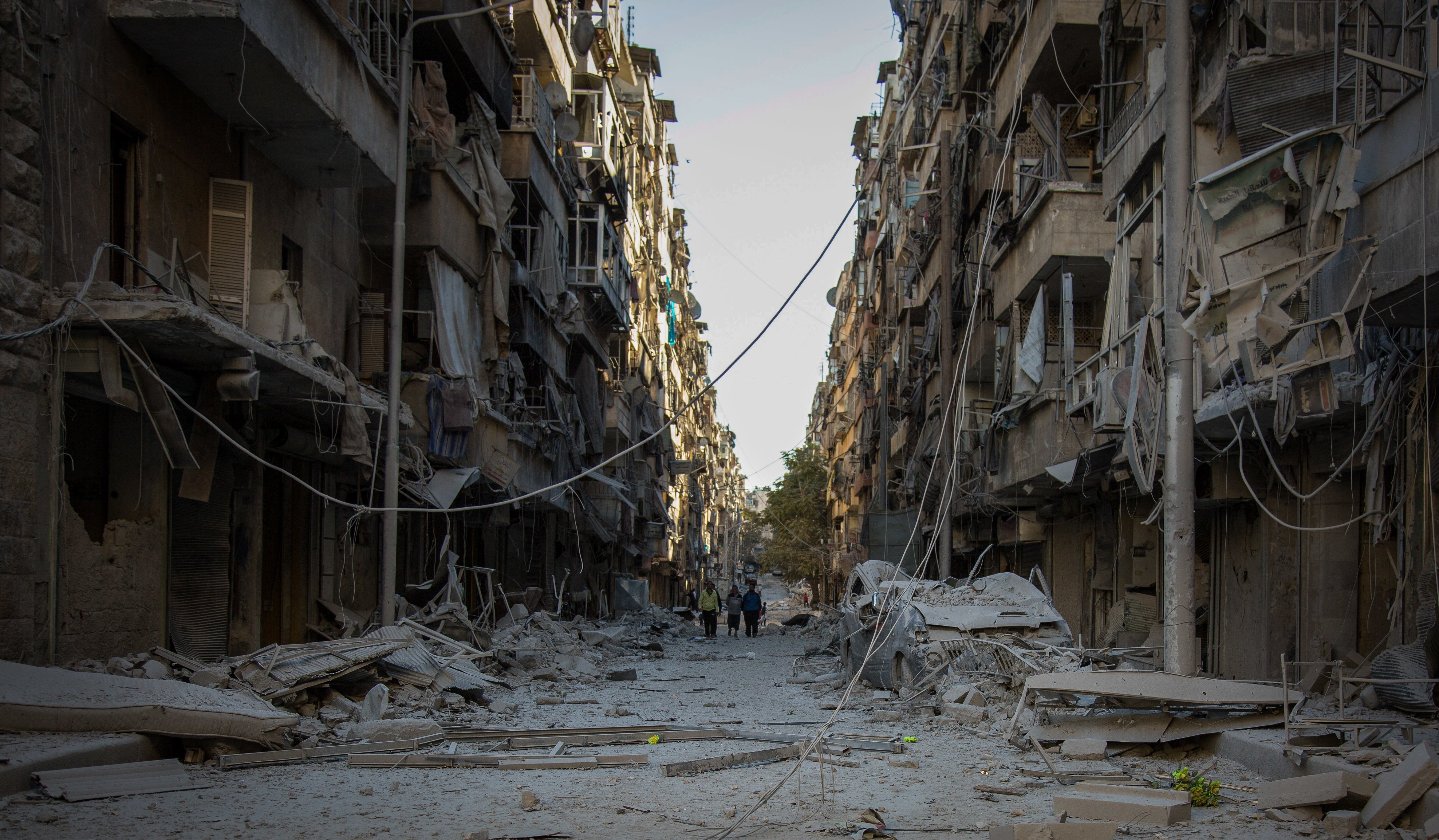 Aleppo crisis worsens: