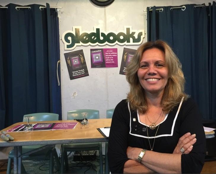 Panelist Yvonne Weldon