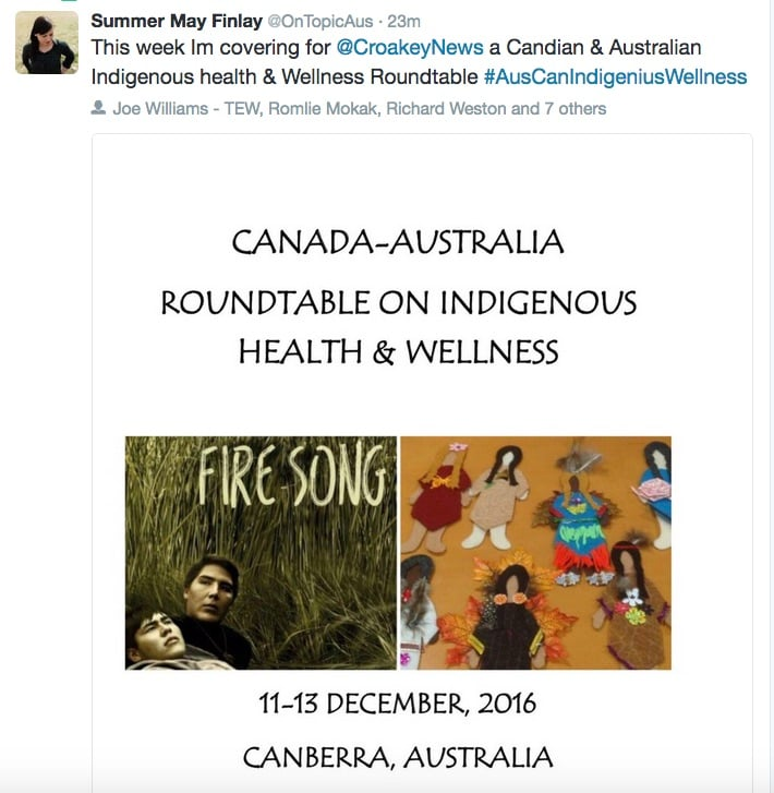 the health of indigenous australians essay Poverty and inequality in indigenous australians this essay but not closely examined is the health the poverty and inequality in indigenous.