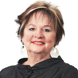 CMHA President Liz Crowther