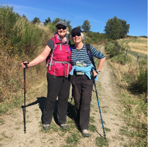 From Dr Lesley Russell's last walk in France, featured as a CroakeyGO story (click on the image to read)