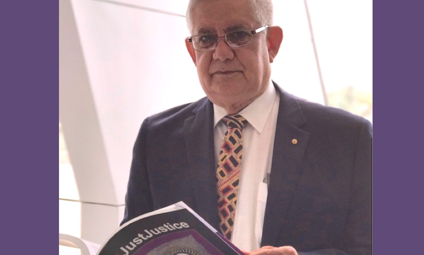 What can a federal health minister do for #JustJustice?  Ken Wyatt has some ideas...