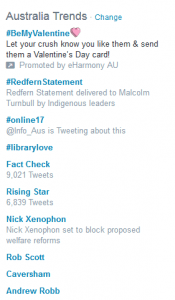 redfern trend
