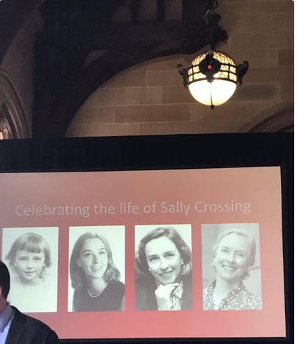 Vale Sally Crossing 1946 - 2016