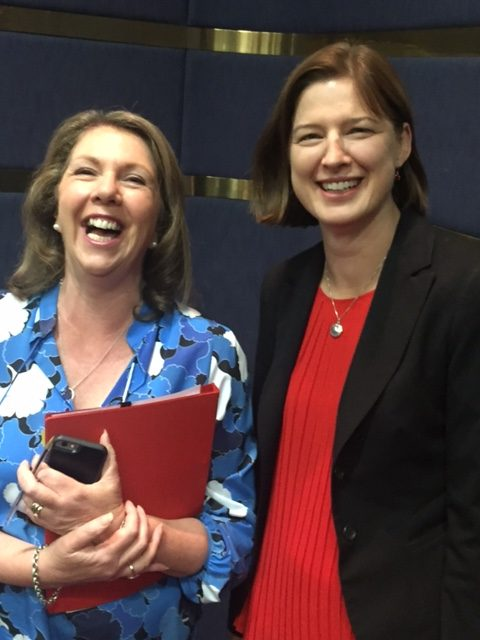 Shadow Health Ministers Catherine King & Julie Collins
