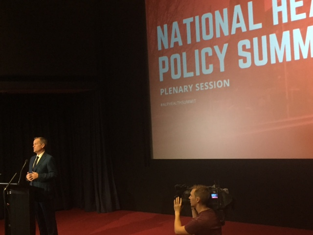 Health equity, prevention and better integration of services: key priorities from ALP Health Summit