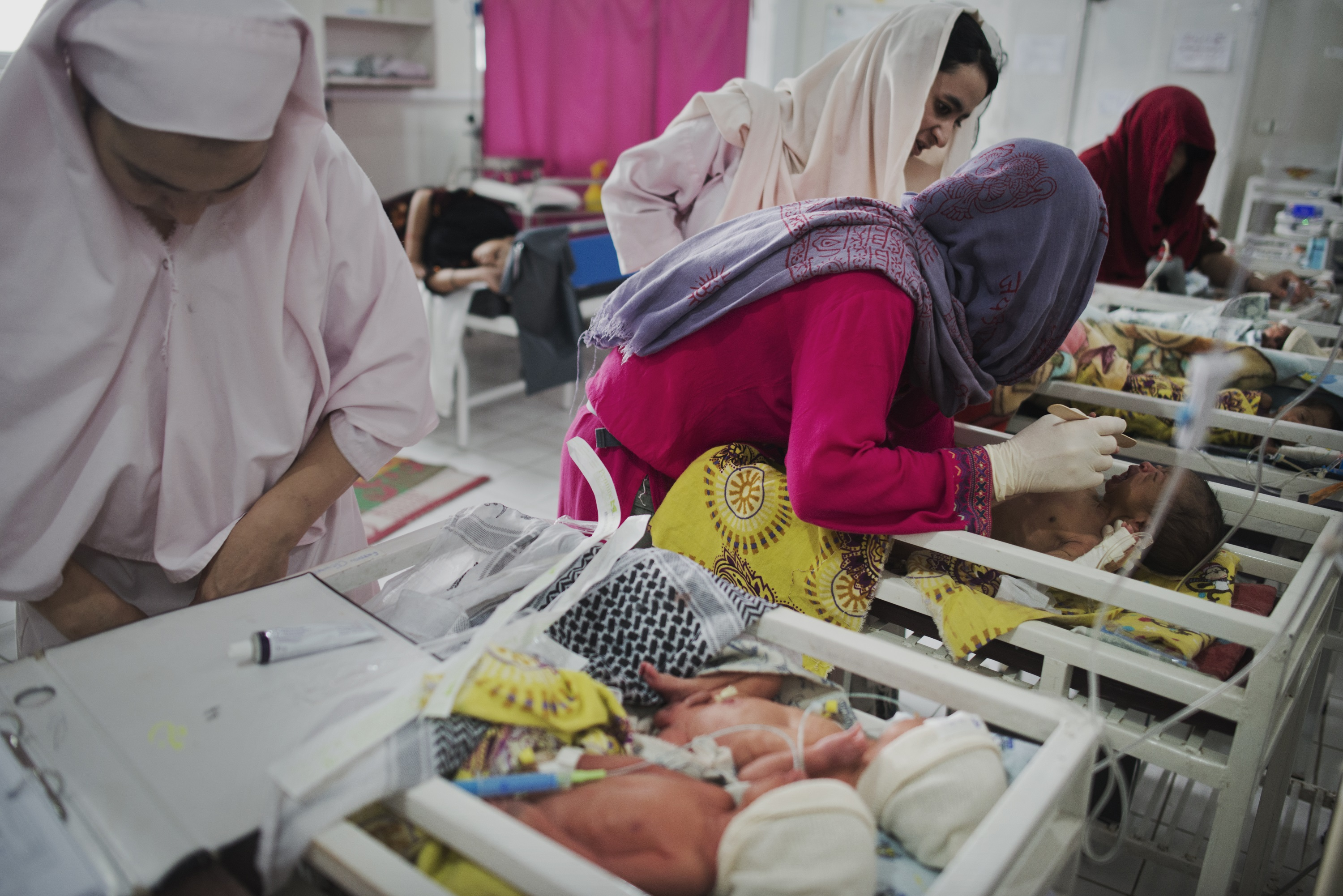 International Women's Day: urgent work to make childbirth safer in Afghanistan