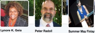 Moderators: @LynoreGeia; @peterradoll; @OnTopicAus