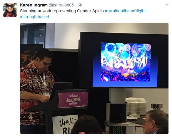 art gender spirits