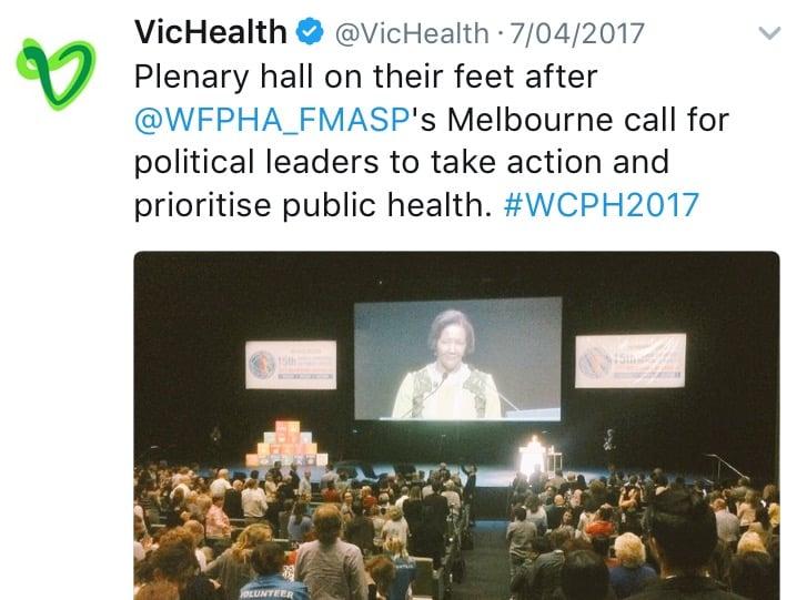 Populism, politics and global public health