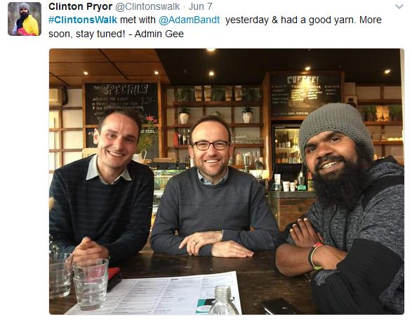 Clinton Greens