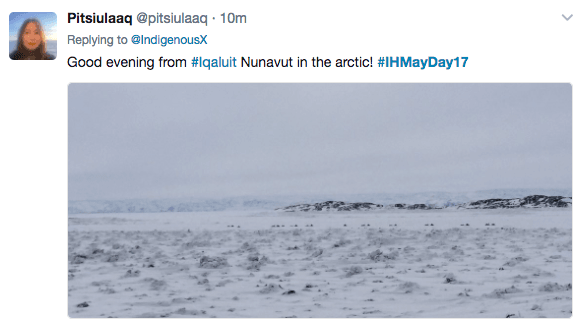 IHMayDay call out Arctic orig