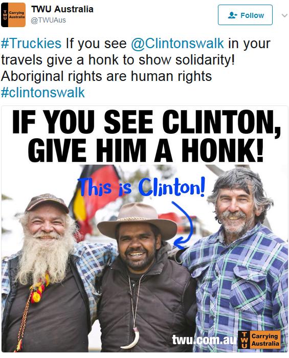 clinton truckies